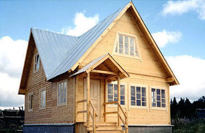 Дом DD02-125 (85 кв.м)