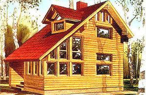 Дом DD02-053 (70 кв.м)