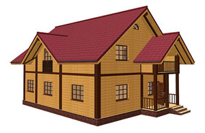 Дом DD02-498 (195 кв.м)