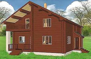 Дом DD02-349 (185 кв.м)