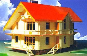 Дом DD02-291(225 кв.м)