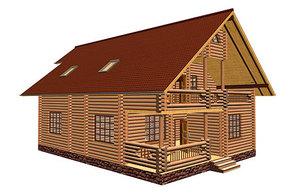 Дом DD02-500 (210 кв.м)