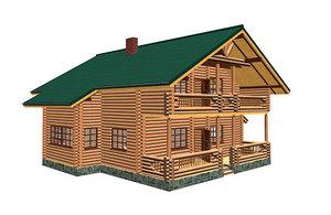 Дом DD02-503 (230 кв.м)