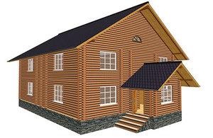 Дом DD02-504 (230 кв.м)