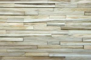 Стеновая панель Obza Original Oak UF дуб без покрытия тёмный 205х700х20-40 мм