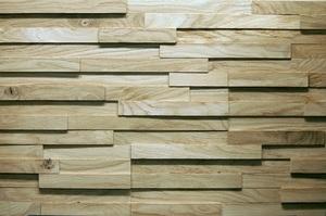 Стеновая панель Дуб оригинальный Oak original slim 107х700х8-15 мм