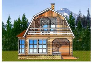 Дом DD02-072 (74 кв.м)