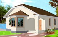 Дом DD02-624 (61 кв.м)