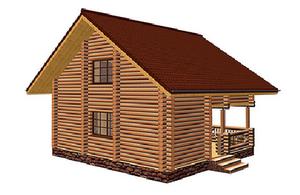 Дом DD02-474 (87 кв.м)