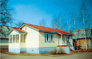 Дом DD02-628 (88 кв.м)