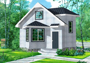 Дом DD02-632 (64 кв.м)