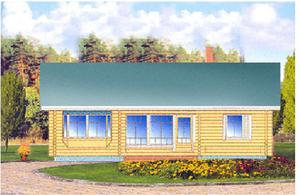 Дом DD02-645 (67 кв.м)