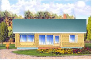 Дом DD02-646 (86 кв.м)