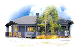 Дом DD02-656 (85 кв.м)