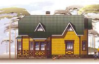 Дом DD02-004 (100 кв.м)