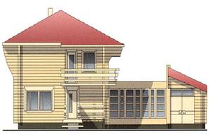Дом DD02-024 (106 кв.м)