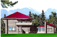 Дом DD02-080 (124 кв.м)