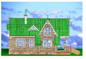 Дом DD02-090 (122 кв.м)