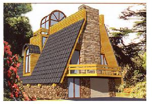 Дом DD02-091 (120 кв.м)