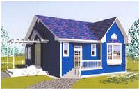 Дом DD02-098 (115 кв.м)