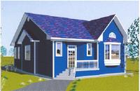 Дом DD02-099 (115 кв.м)