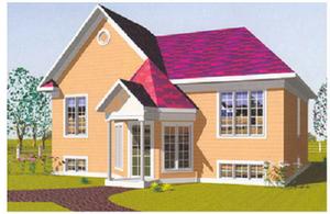 Дом DD02-096 (100 кв.м)