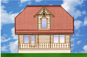 Дом DD02-283 (122 кв.м)