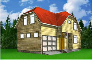 Дом DD02-317 (118 кв.м)