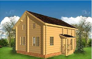 Дом DD02-353 (126 кв.м)