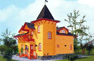 Дом DD02-355 (145 кв.м)