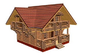 Дом DD02-476 (100 кв.м)