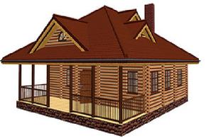 Дом DD02-481 (122 кв.м)