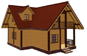Дом DD02-483 (145 кв.м)