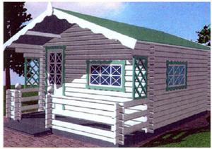 Дом DD02-057 (52 кв.м)