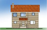 Дом DD02-572 (138 кв.м)