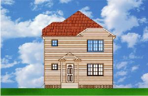 Дом DD02-575 (118 кв.м)