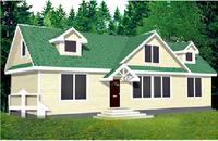 Дом DD02-619 (111 кв.м)