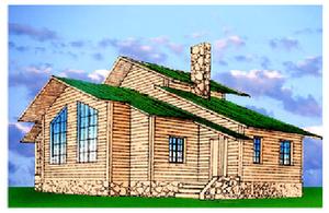Дом DD02-678 (110 кв.м)