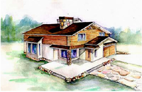 Дом DD02-029 (171 кв.м)