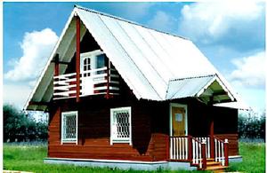 Дом DD02-133 (53 кв.м)