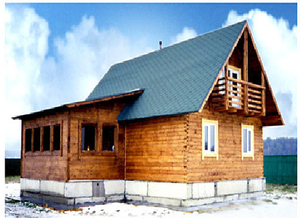Дом DD02-136 (75 кв.м)