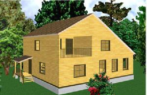 Дом DD02-298 (153 кв.м)