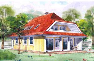 Дом DD02-394 (163 кв.м)