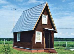 Дом DD02-141 (36 кв.м)