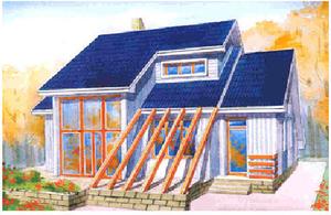 Дом DD02-395 (160 кв.м)