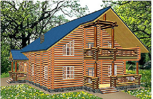 Дом DD02-460 (198 кв.м)
