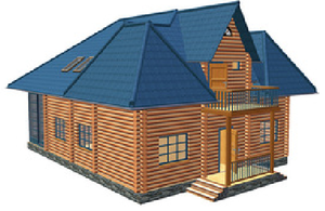 Дом DD02-495 (186 кв.м.)