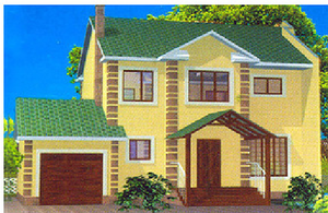 Дом DD02-553 (158 кв.м.)