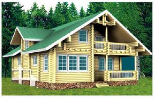 Дом DD02-620 (186 кв.м)