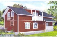 Дом DD02-653 (185 кв.м)